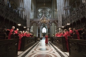 Schola Davidica in Durham Cathedral