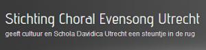 logo St. Choral Evensongs Utrecht
